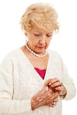 Elderly Dressing