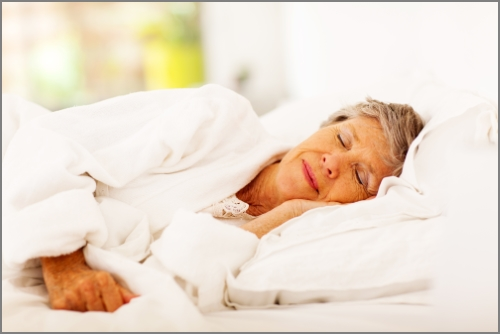 Elderly-lady-sleeping
